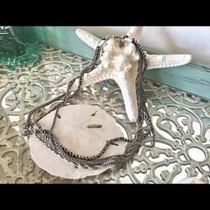 Retired Silpada Sterling Silver Necklace